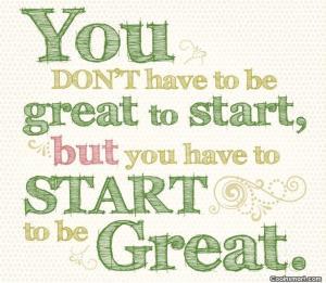 start 2 great